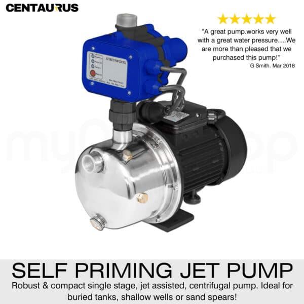 WATER JET PUMP AUTOMATIC