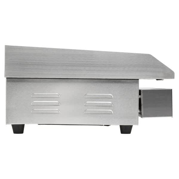 Commercial Electric Griddle Grill Hot Plate 73cm 4.4kW