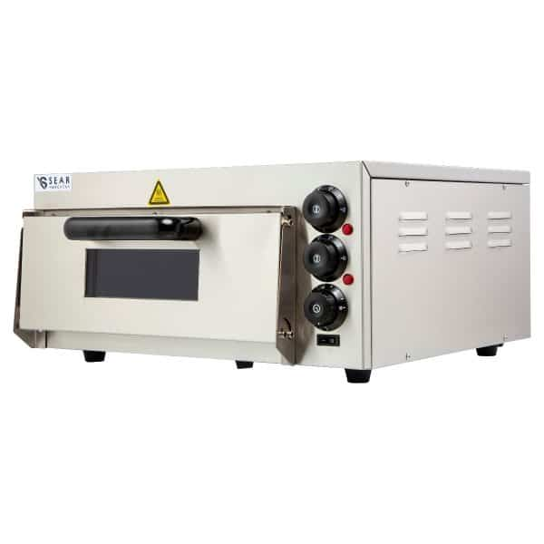 Sear Commercial Countertop Electric Pizza Deck Oven - 2kW