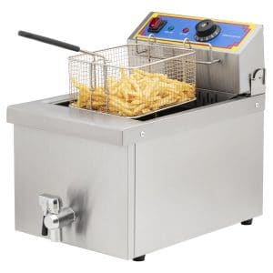 Commercial Deep Fryer Electric 10 Litre - Cold Zone